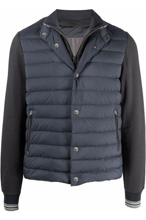 HERNO Padded-panel jacket