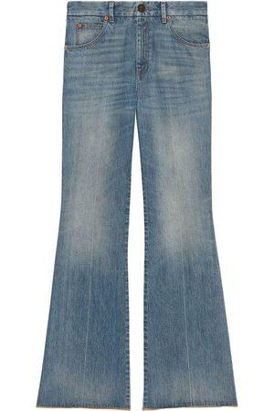 Gucci Eco-washed organic denim jeans