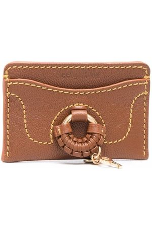 See by Chloé Women Purses - Viola topstitched cardholder
