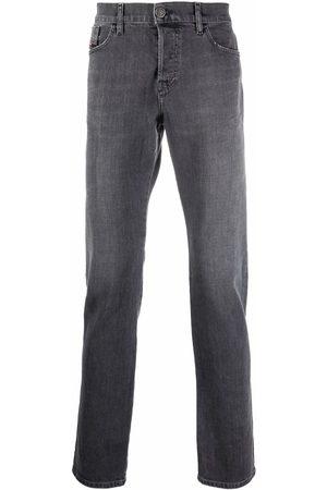 Diesel Men Slim - Slim-cut denim jeans - Grey