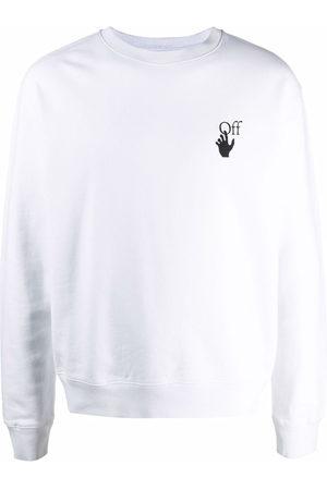 OFF-WHITE Caravaggio logo sweatshirt