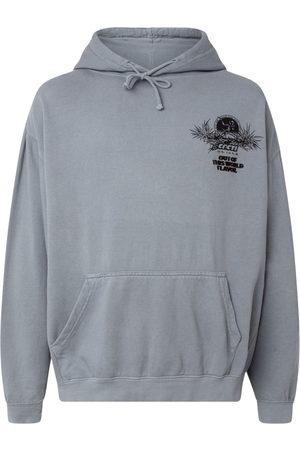 Travis Scott Astroworld Men Hoodies - Cacti pond hoodie - Grey