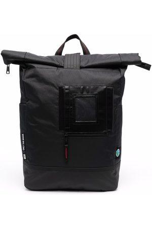 Diesel Men Rucksacks - Patch-detail zip-up backpack