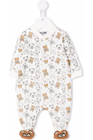 Moschino Bodysuits & All-In-Ones - Teddy bear print babygrow