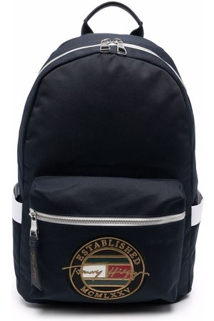 Tommy Hilfiger The Signature logo-embroidered Backpack