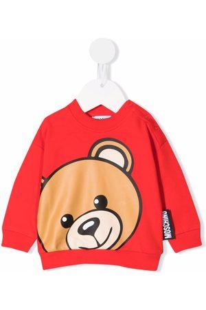 Moschino Hoodies - Teddy bear print jumper