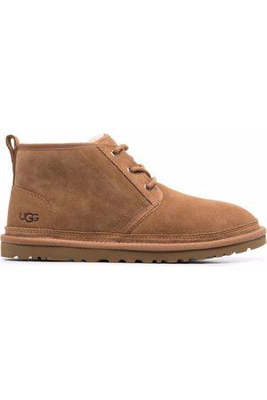 UGG Neumel lace-up desert boots - Neutrals