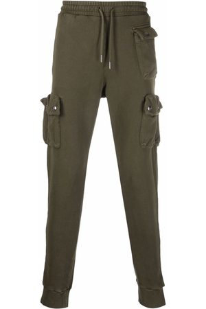Diesel Men Cargo Pants - P-Tarpock cargo sweatpants