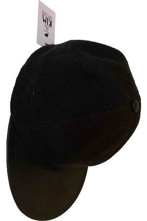 EUGENIA KIM Leather Hats & Pull ON Hats