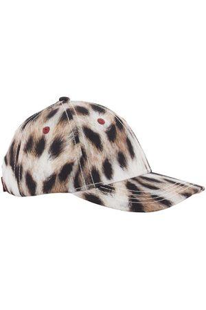 Molo Snowy Leo Fur Sebastian Cap - Unisex - 2-6 Years - - Baseball caps