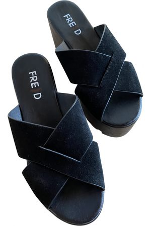 Fred Leather mules