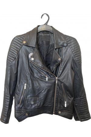 Karl Lagerfeld Women Leather Jackets - Leather jacket
