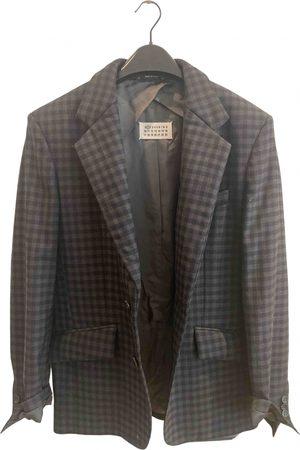 Maison Martin Margiela Women Jackets - Wool suit jacket