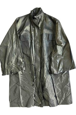 Jean Paul Gaultier Silk Trench Coats