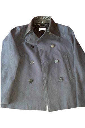 Sandro Grey Cotton Coats