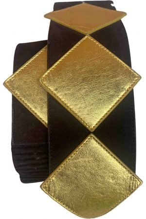 VALENTINO GARAVANI Suede Belts