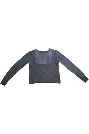 Dior Grey Cashmere Knitwear & Sweatshirts