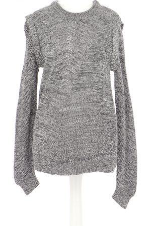 Claudie Pierlot Grey Knitwear & Sweatshirts