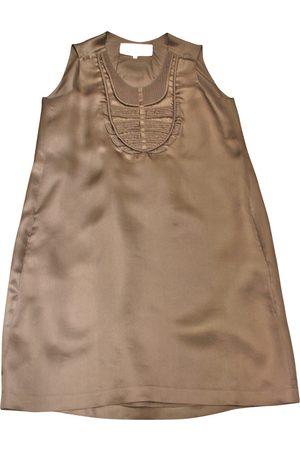 RUE DU MAIL Silk Dresses