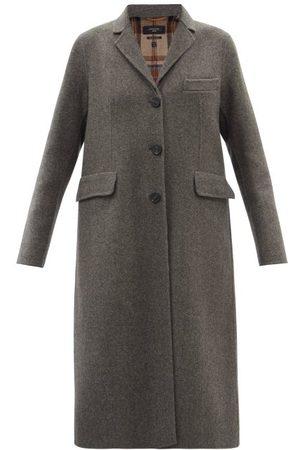 Max Mara Women Coats - Canale Coat - Womens - Grey