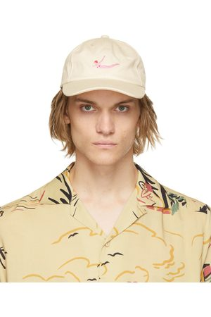 CARNE BOLLENTE Off-White Diving Into Miss Daisy Cap