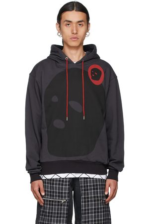 Youths in Balaclava Graphic Hoodie