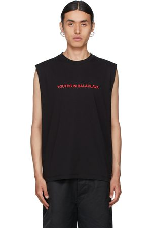 Youths in Balaclava Logo Sleeveless T-Shirt