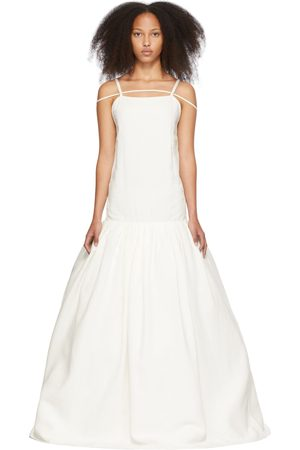 Jacquemus White 'La Robe Amour' Dress
