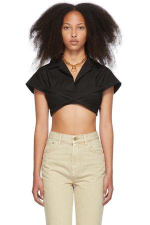 Jacquemus Le Haut Santon' Short Sleeve Shirt