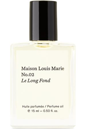 Maison Louis Marie No.02 'Le Long Fond' Perfume Oil, 15 mL