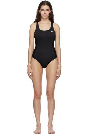 Nike Keyhole Back One-Piece Swimsuit