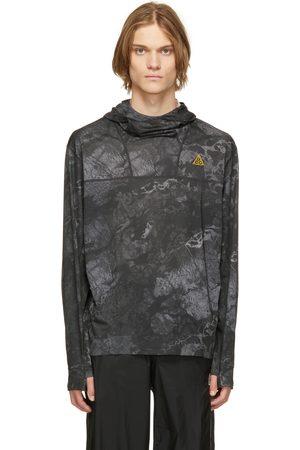 Nike Black & Grey ACG Dri-FIT ADV Hoodie