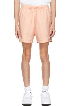 Nike Pink Woven Sportswear Shorts