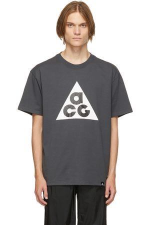 Nike Grey ACG Logo T-Shirt