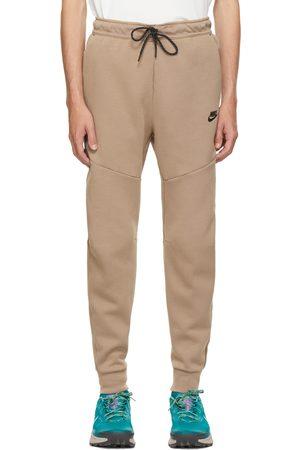 Nike Taupe Tech Fleece Lounge Pants