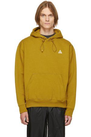 Nike Khaki Fleece ACG Pullover Hoodie