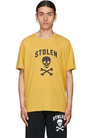 Stolen Girlfriends Club Yellow Jolly Roger T-Shirt