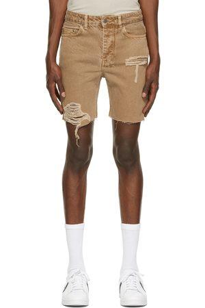 KSUBI Denim Chopper Shorts