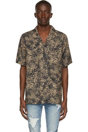 KSUBI & Black Jungle Resort Short Sleeve Shirt