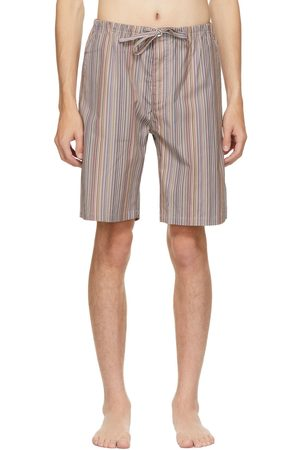 Paul Smith Multicolor Pyjama Shorts