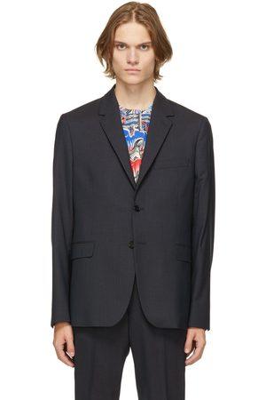 Paul Smith Navy Wool Blazer