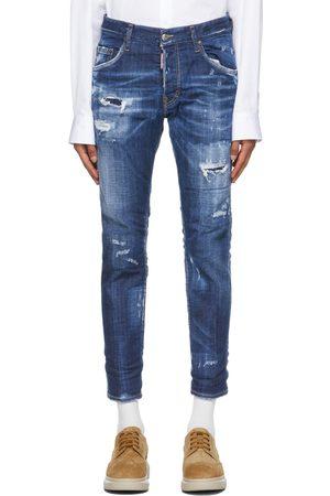Dsquared2 Blue 1964 Skater Jeans