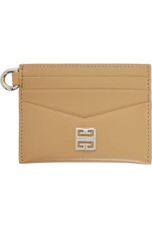 Givenchy Beige 4G Card Holder