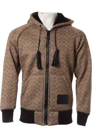 Coach Multicolour Polyester Jackets