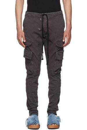 GREG LAUREN Slim Cargo Pants