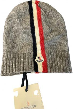 Moncler Men Hats - Wool hat