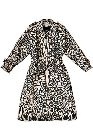 TEMPERLEY LONDON Multicolour Synthetic Trench Coats