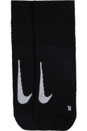 Nike Men Socks - Multiplier running ankle socks / S