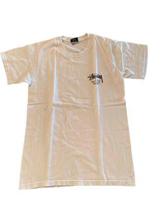 STUSSY Men T-shirts - Cotton T-shirt