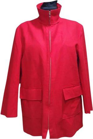 VALENTINO GARAVANI Wool trench coat